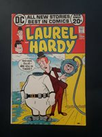 Larry Harmon's Laurel and Hardy #1 (1972) VF- Rare in this grade, Low Print Run