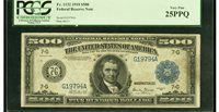 Fr 1132 G 1918 $500 Federal Reserve PCGS VF 25 + PPQ Piece of Art! LOWER
