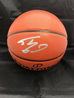 Shaquille O'Neal signed basketball autographed ball Lakers PSA ITP 7A66509