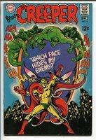 BEWARE THE CREEPER #4 1968-DC COMICS--STEVE DITKO ART-BIZARRE-vg