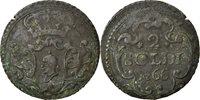 2 Soldi 1766 Murato Italy Staaten Coin, Corsica, General Pasquale Paoli, Murato Billon