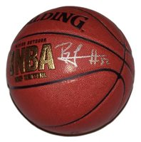 A Spalding NBA basketball signed by Blake Griffin of the Los Angeles Clippers. Comes with a Certificate of Authenticity.