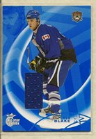 2002-03 BAP All-Star Edition ROB BLAKE All-Star Game-Used Jersey Card!!