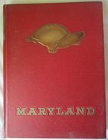 UNIVERSITY OF MARYLAND 1948 TERRAPIN YEARBOOK