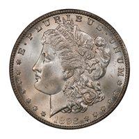 1898-O $1 MS67+ PCGS