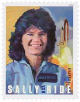 #5283 – 2018 First-Class Forever Stamp - Sally Ride
