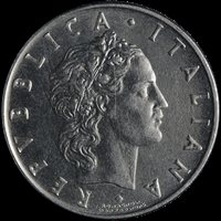 VATICANO 50 Lire 1955 BB 12.239 1955