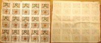 25 mark X 15 Germans Reich Notgeld Bielefeld, Stadtsparkasse, 25 mark, 02 04 1922 Cloth