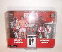 Rocky vs Creed Action figure set