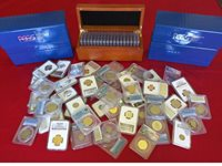 Estate Sale! PCGS Slabbed Graded U.S. Proof Coin Hoard / 3 Slab Lot + BONUS Gold