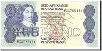 2 Rand 1978 Südafrika Banknote, Undated, Km:118b