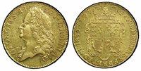 BRITAIN George II 1748 AV Five Guineas. PCGS MS62. S-3666 Lustrous surfaces.