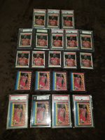 1987 Fleer Basketball Lot (1,646 Cards & Stickers) - Jordan, PSA8, PSA9, & Raw