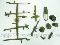 Sergeant Baker or Sgt Starr Accessories!