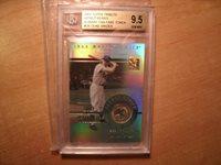 2003 Topps Tribute World Series Subway Token Baseball Card - Duke Snider