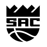 """Sacramento Kings NBA Decal """"Sticker"""" for Car or Truck or Laptop"""