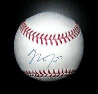 Mike Trout Autographed Ball - L a Coa - JSA Certified - Autographed Baseballs