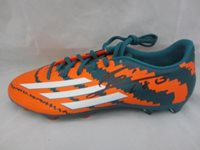 Lionel Messi Signed Soccer Cleats PSA/DNA Itp Loa 6A70843