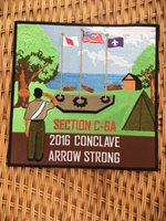 OA Section C6-A Conclave Backpatch 2016
