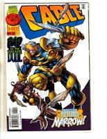 Lot Of 12 Cable Marvel Comic Books # 42 43 44 45 46 47 48 49 50 1 2 -1 X-Men DB9