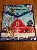 Takachsin Lodge 173 2018 Noac 2-piece Winter Farm Patch