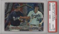 1994 Bowman's Best - [Base] - Refractors #96 - Johnny Damon, Ken Griffey Jr. [PSA 10 GEM MT]