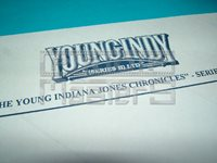 YOUNG INDIANA JONES CHRONICLES Production Decal