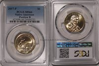 2018 D Native Sacagawea Dollar $1 PCGS MS66 Position B  FIRST STRIKE