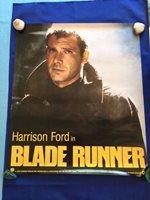 HARRISON FORD IN BLADE RUNNER: PROMOTIONAL POSTER