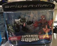 Super Hero Squad Spider-Man vs. Lizard