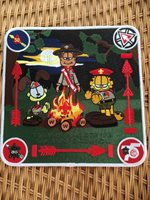 Garfield and company large jacket patch - Takachsin Lodge 173 Sagamore Council