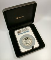 2014-P $8 Silver Year of the Horse One of First 500 Australia NGC PF70UCAM Australia