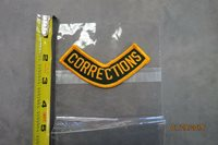 2 CORRECTIONS COLLECTOR PATCHES