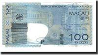 100 Patacas Macau Banknote, 2005-08-08, Km:82