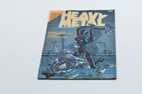 Heavy Metal #1 April 1977 First Issue! Richard Corben Den NUMBER ONE VHTF RARE