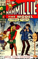 MILLIE THE MODEL (1945 Series) #166 Very Good Comics Book