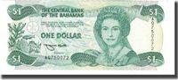 1 Dollar 1974 Bahamas Banknote, Km:43b