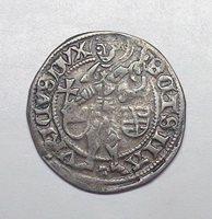 (1476-1513) Archbishopric of Magdeburg - Ernest II of Saxony 1/2 Groschen.