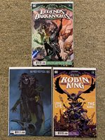 Dark Nights Death Metal Legends #1 - Death Metal #3 Variant - Robin King #1