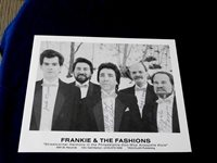 FRANKIE & THE FASHIONS~ RARE~ PROMO ONLY~ SIGNED~ RARE~ 49TH STREET REC~ PHOTOS