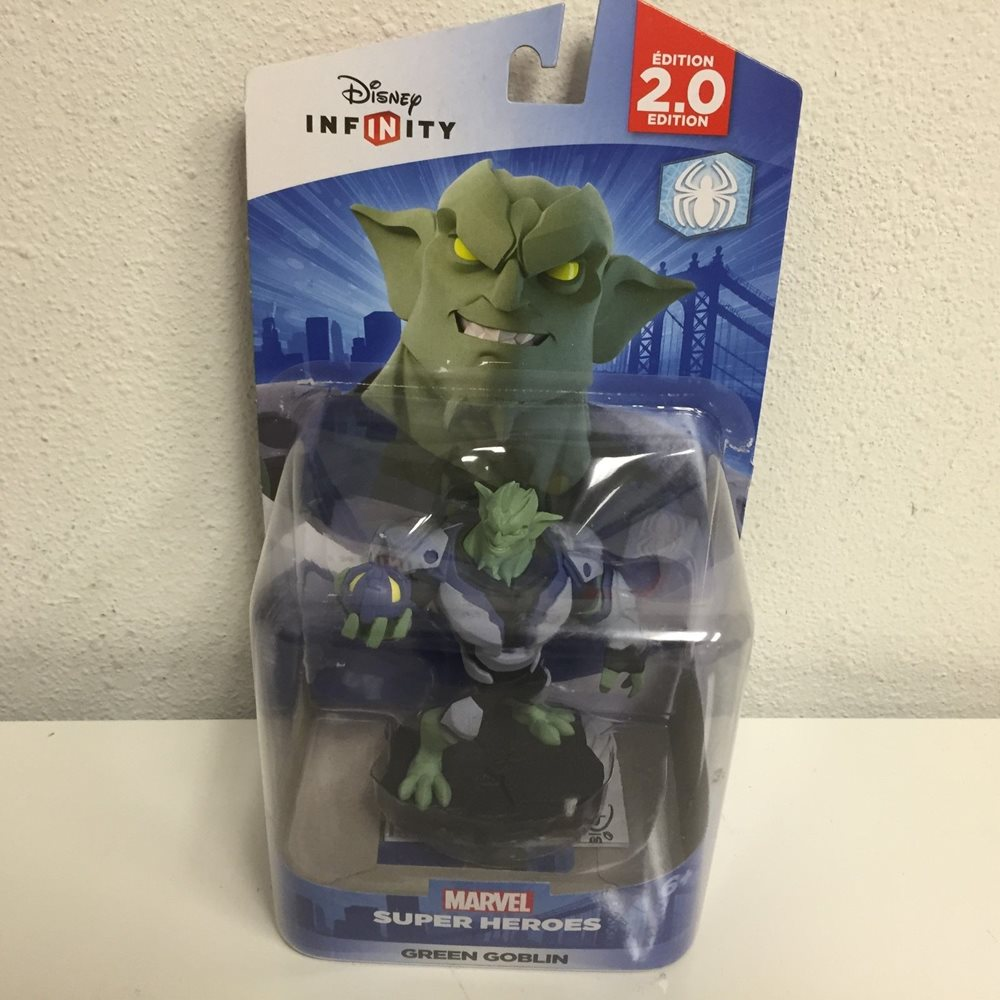 NEW GREEN GOBLIN Disney Infinity 2.0 Marvel Super Heroes
