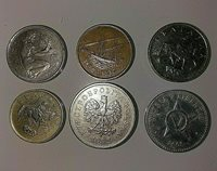 LUCKY 6 MIXED WORLD COINS COLLECTION - LOT#2.2 JOB LOT