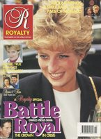 PRINCESS DIANA ~~ UK Royalty Magazine ~~ Vol 12 No 10 1994 ~~ A-5-1