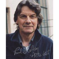SHELLEY Paul Dr Who Signed Photo UACC COA