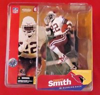 EMMITT SMITH NFL ARIZONA CARDINALS 2003 MCFARLANE SERIES 6 NEW Action Figure