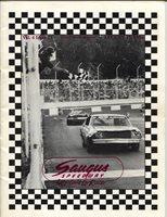 Saugus Speedway NASCAR Auto Race Program