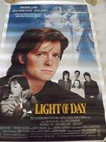 Joan Jett Michael J. Fox Light of Day movie poster