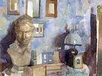 Vertigo Watercolor