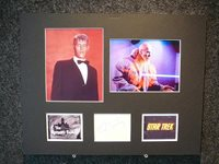 TED CASSIDY - RUK (What Are Little Girls Made Of?) - 14x18 MATTE