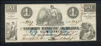 $1 Alabama 1862 Montgomery CU $225